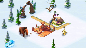 ice Age Die Seidlung