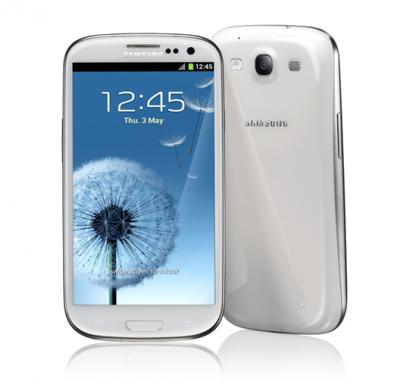 Das Galaxy S III wird größer (c) Samsung