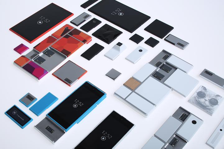 Project Ara von Motorola