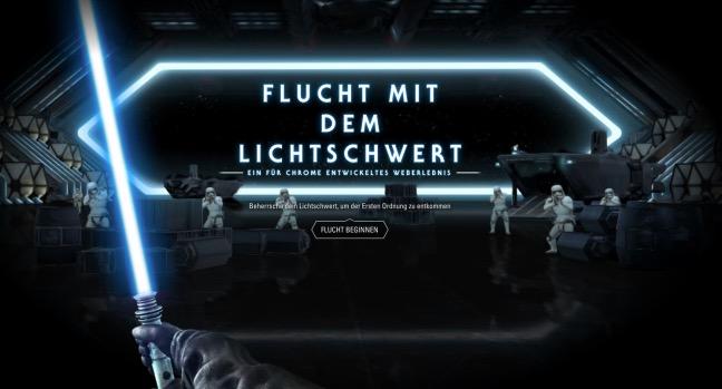 Laserschwert Star Wars